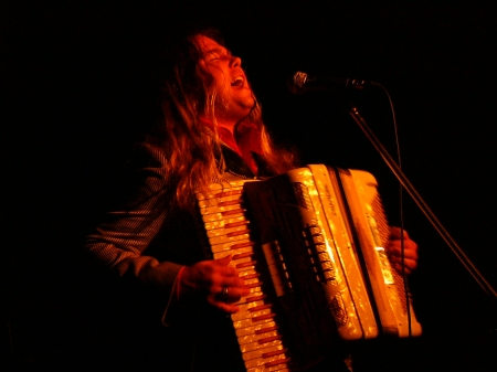 Cornmo, monsters of accordion tour